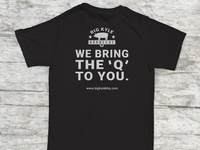 Big Kyle BBQ T-Shirt Design