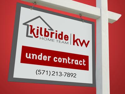 Kilbride Home Team Real Estate Logo Design branding re-branding blue ridge creative marketing virginia mockup design mockup graphic design real estate agency realtor real estate agent