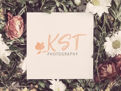 Logo Design - KST Photography business cards advertising logo watercolor branding design blue ridge creative marketing mockup graphic design re-brand photographer logo design branding