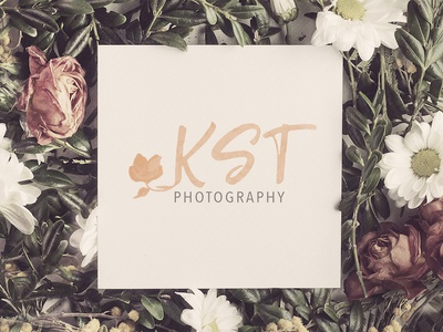 Logo Design - KST Photography