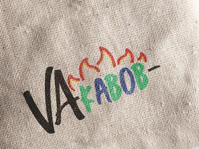 VA Kabob Logo Mockup logo design branding blue ridge creative marketing logos kabob kebab graphic design rva food truck foodie food brand identity brand design branding logo logo design