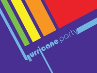 Hurricane Party Logo