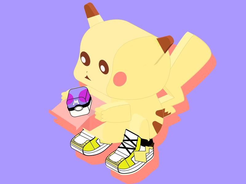 Pikachu 皮卡丘