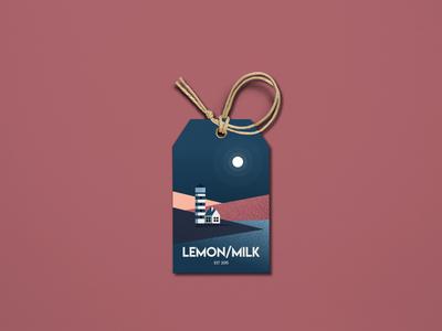 Lemon milk