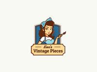 Fun Logo for Vintage Furniture Upcycler