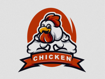 rooster logo design vector esport illustration branding tshirt art mark identity design logo