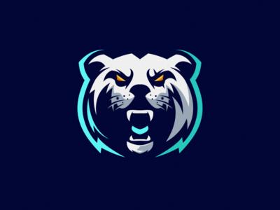 BEAR logo.. esport icon illustration branding tshirt art mark identity design logo