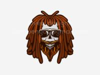 Skull Dreadlocks