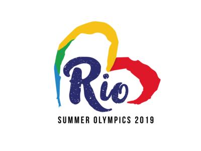 Rio Summer Olympics Logo Design