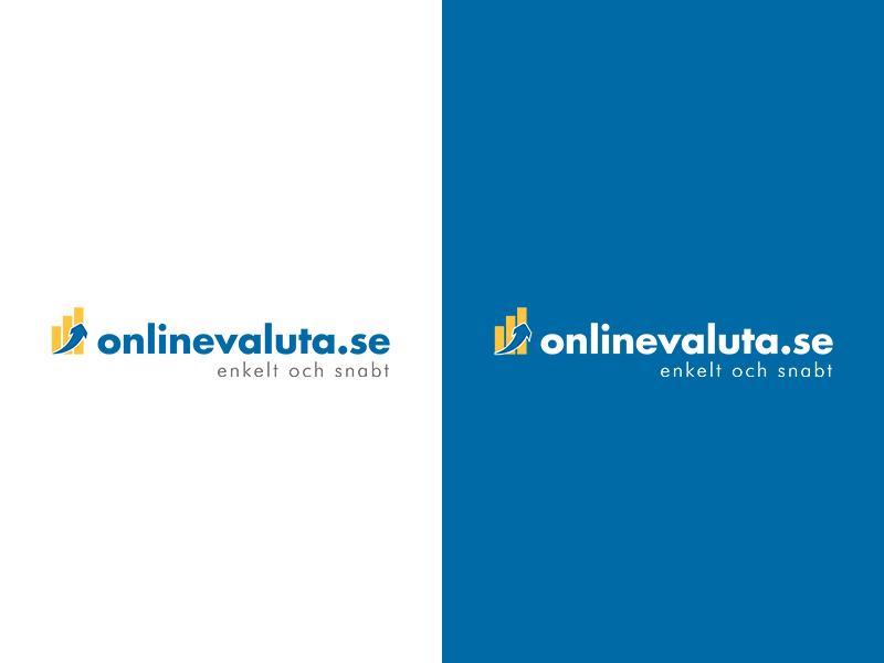 Online Valuta | Logo Design | Swedish graphicdesigner type ios website lettering illustrator vector coloful branding identity typography animation icon firstshot design graphicdesign illustration logo flat dribble