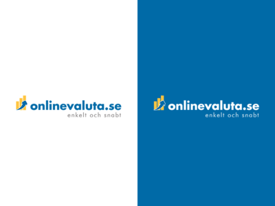 Online Valuta | Logo Design | Swedish