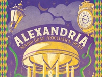 Alexandria Mardi Gras Association 2019