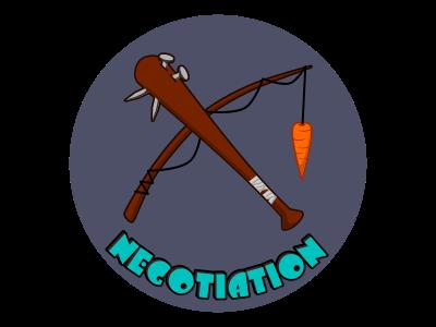 Adult Merit Badge - Negotiation