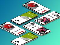 Splash Concepts For iOS App