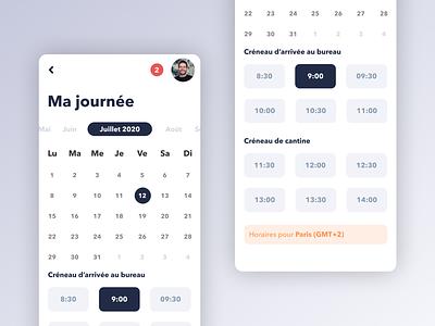 Free Figma Calendar calendar 2020 calendrier calendar app calendar ui app schedule calendar figmadesign figma freebie free