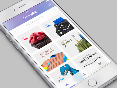 Storefront ui ux iphone app store interface