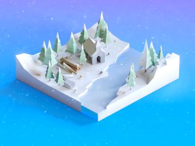 Tiny winter