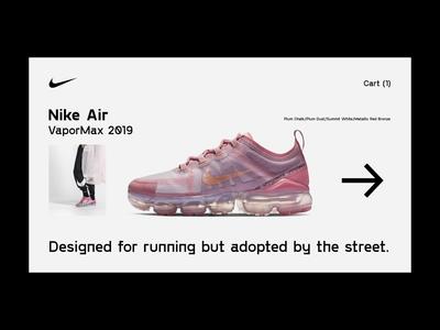 Nike Air — VaporMax