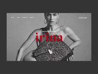 Irina — Unlocked #INMYCALVINS