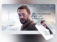 Braven Website Design FREE Adobe Xd