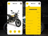 Scrambler Ducati App
