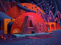 Create models in Photoshop + Scene in Adobe Dimension 3.0