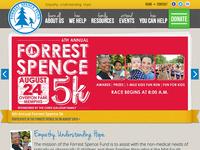 Forrest Spence Fund Website