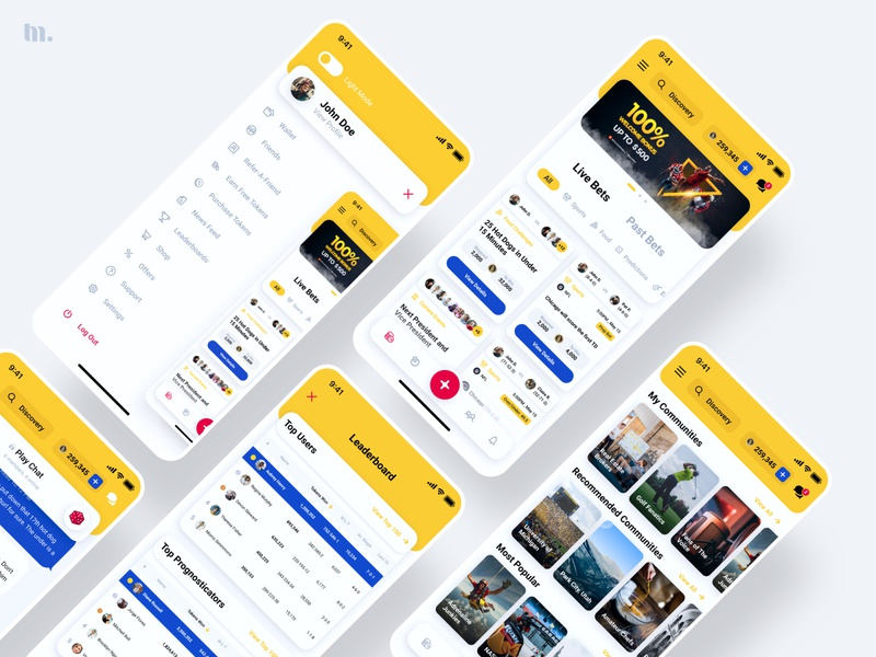 Betting | UX/UI design mobile app ui dribbble betting uidesign design app design ui design uiapp uxdesign ux  ui ux app ui  ux design ui app uiux ui application ui app design app application app design