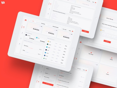 BarnBridge | Dashboard minimal web app typography icon dashboard design dashboard ui ui design uidesign dashboard ui ux design
