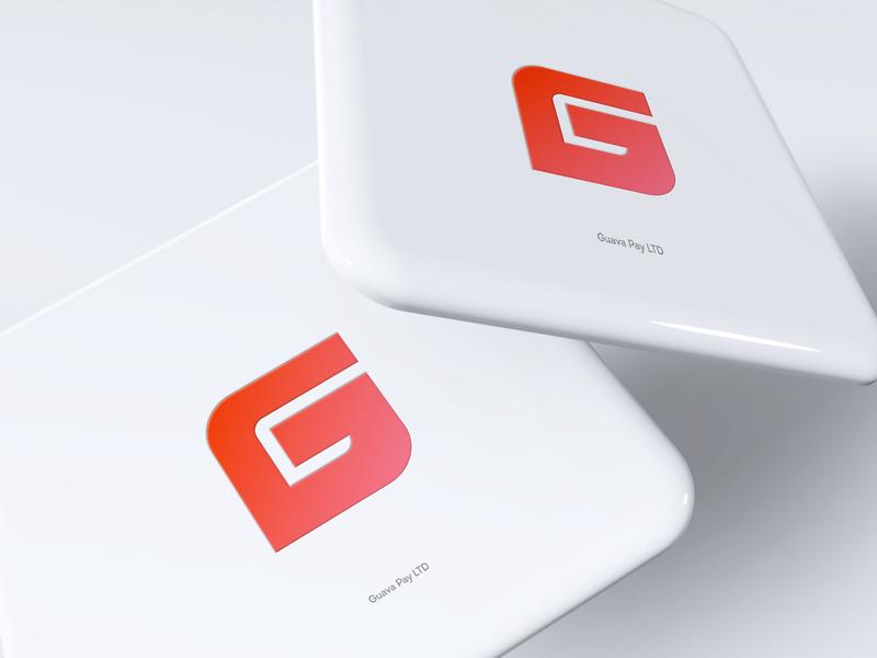 Guava Pay | Logo design brand logofont logo icondesign 3d design 3d 3ddesign illustration identity dribbble clean branding