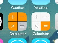 Ios calc comp
