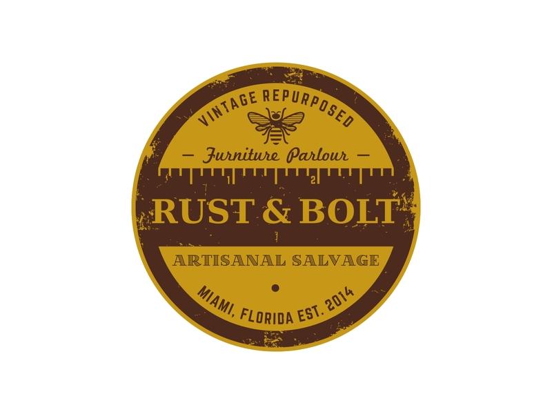 Rust & Bolt Logo