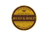 Rust & Bolt Logo