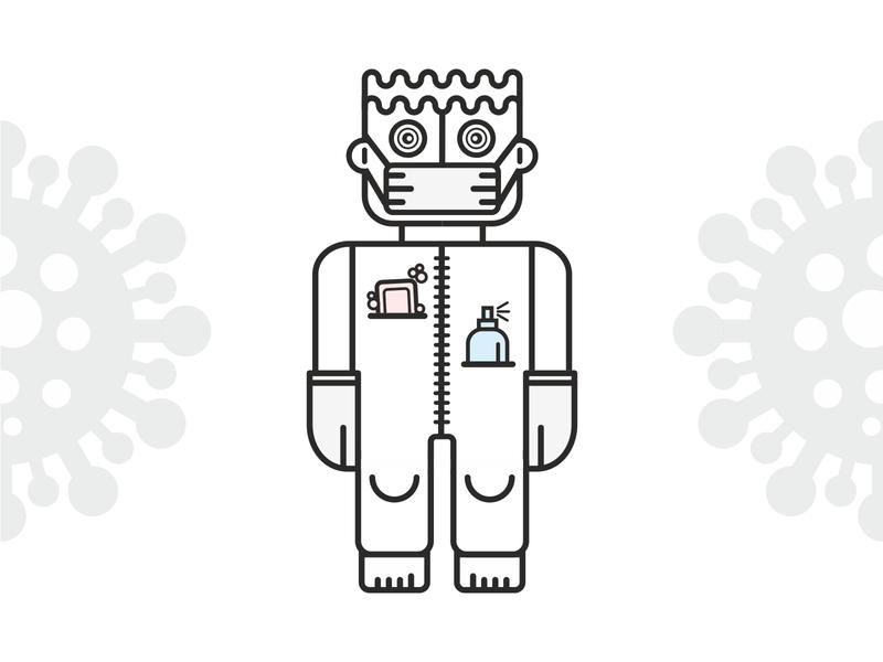 Robotum vs Coronavirus