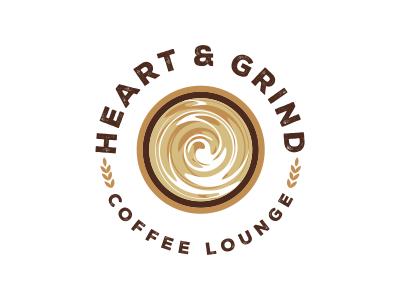 Heart & Grind Logo