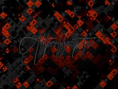 Aftereffects.fr facebook cover motion design mograph illustration cinema4d camera cinema 4d 3d facebook cover