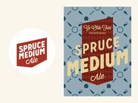 Spruce Medium ale