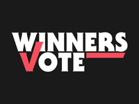 Winners Vote logo