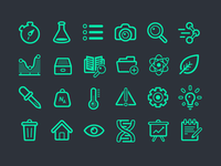 Labmate icons