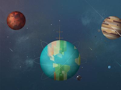 Space beyondearthproject space planets earth jupiter mars uranus planet stars universe explore exploration