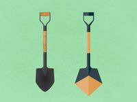Shovel Exploration