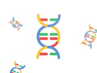 Google styled DNA