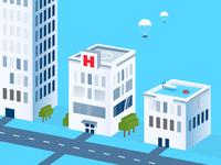 Hospital Lineup