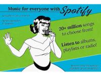 Misprint Spotify Ad
