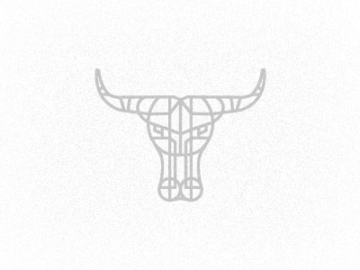 'Horns Line Art
