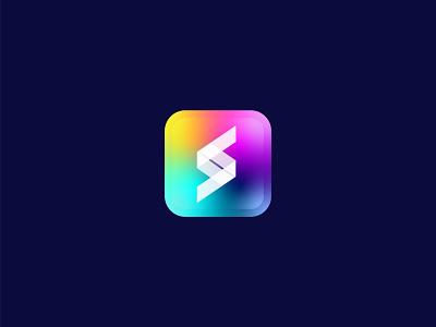 S Tech modern logo illustration lettering brand branding abstract startup logo logo maker brand logo technology logo tech app tech logo png modern logo modern s logo tech company logo tech design tech logo s logo