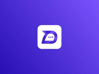 D modern Tech logo design lettering logo brand branding color palette tech color tech branding tech support tech startup tech marketing tech logo ideas tech company logo tech logo technology logo d tech logo d logo