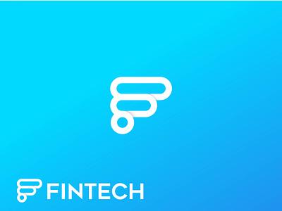 f logo design fintech tech logo f modern logo f mark f monogram app blue icon minimal design lettering brand logo branding f letter logo fintech logo f logo