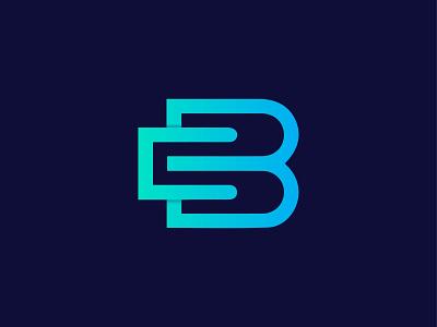 BC logo letters brand identity blue icon minimal design lettering brand logo branding letter logo c logo b logo bc logo