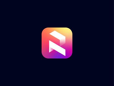 R modern app logo ui vector illustration minimal design lettering brand logo branding logo designer best r logo icon app icon app logo r hd logo r modern logo r logo